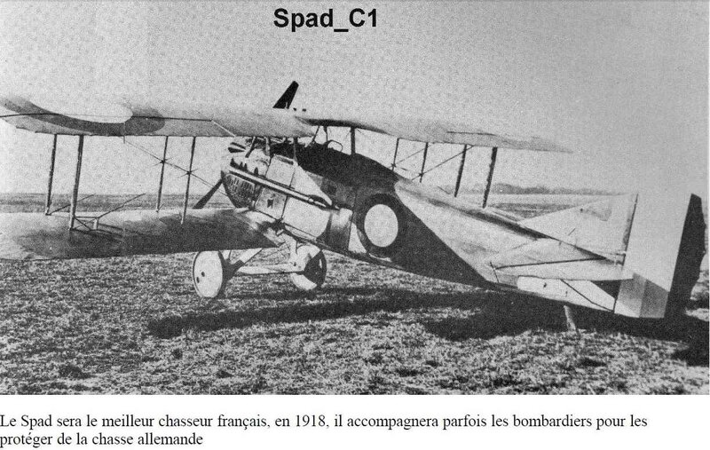 Avion Spad C1
