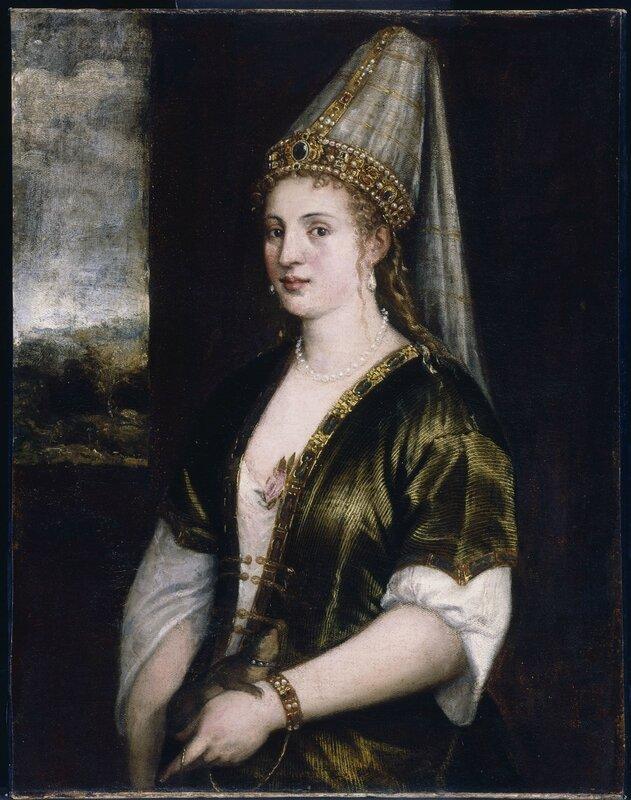 Titian (Studio), La Sultana Rossa, The John and Mable Ringling Museum of Art, the State Arte Museum of Florida, Florida State University, Sarasota, Florida