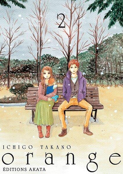 Orange tome 02 Ichigo Takano Akata