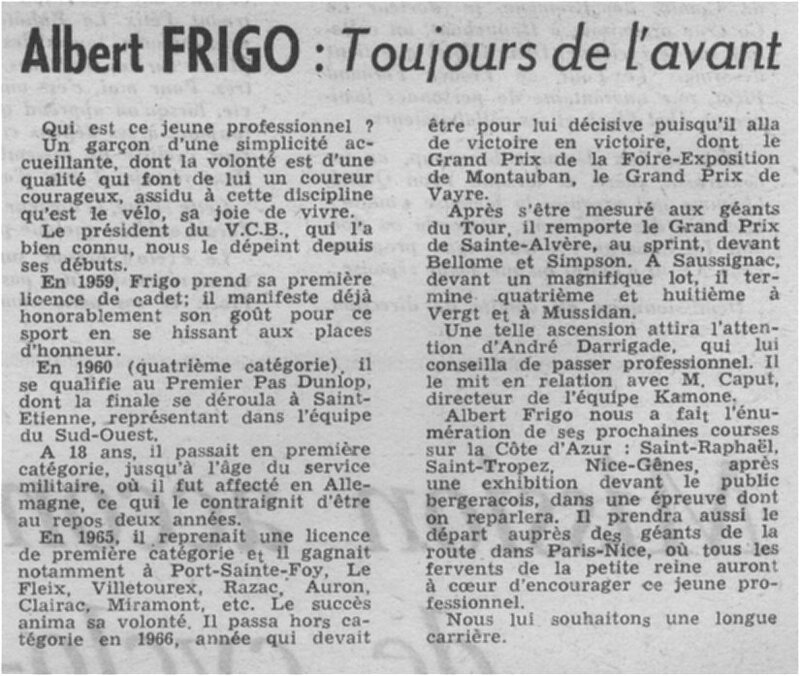 Albert Frigo