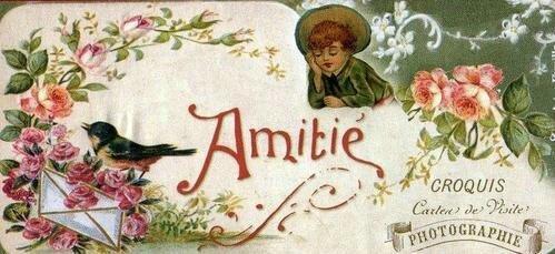 AMITIE RETRO