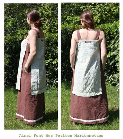 robe tablier 4