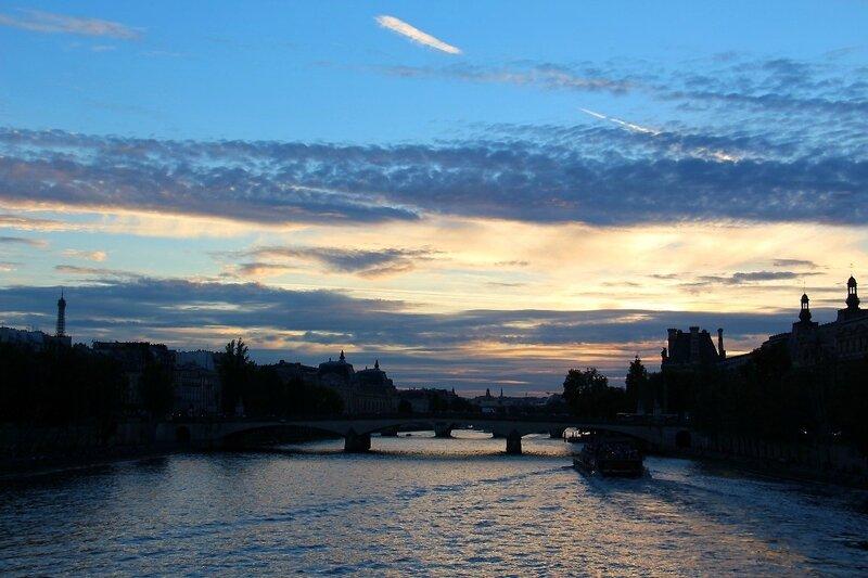 7-Pont des arts, coucher de soleil_1178