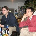 454 - 25/02 - Abschied Party Thomas & Charles