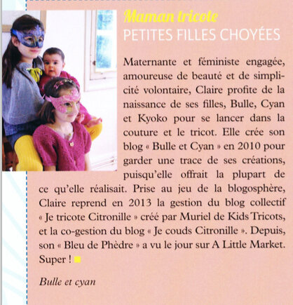 article Passion Tricot