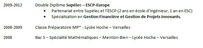 Exemple formation 1