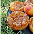 Tartelettes pommes tatins
