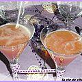 Cocktail doux vertige
