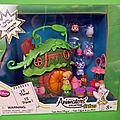 Disney animators' collection littles : tink micro playset