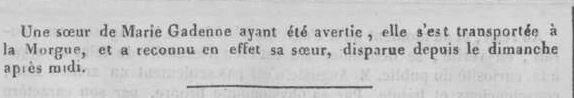 crime à Lille, journal du Loiret 2