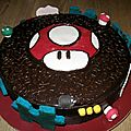 Gateau Mario