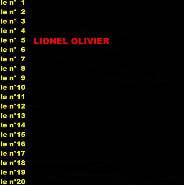 LIONEL OLIVIER 007