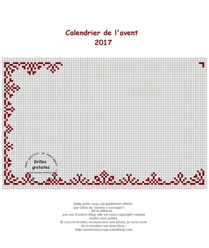 calendrier avent 2017 6