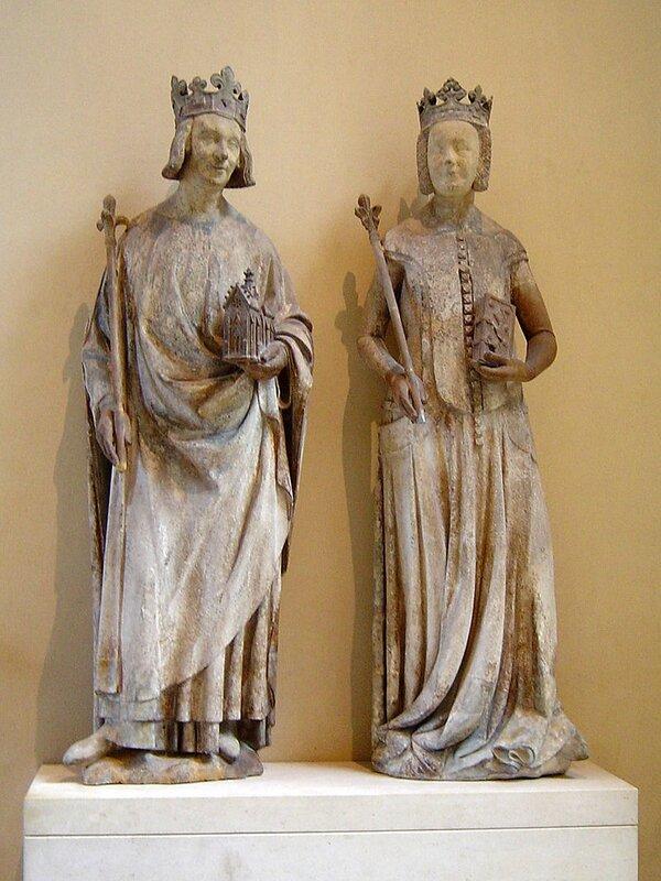 Charles V et Jeanne de Bourbon