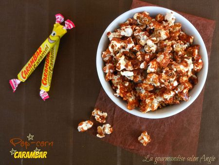 pop corn carmabar