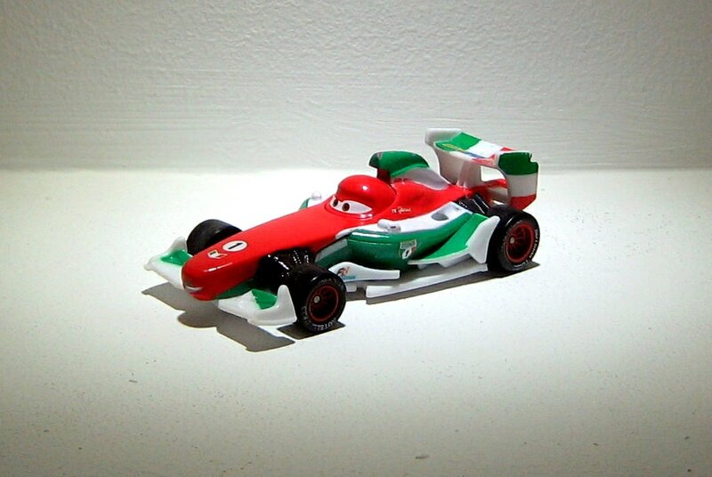 Francesco Bernoulli (Cars - Mattel) 01