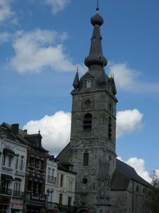 Chimay___Eglise