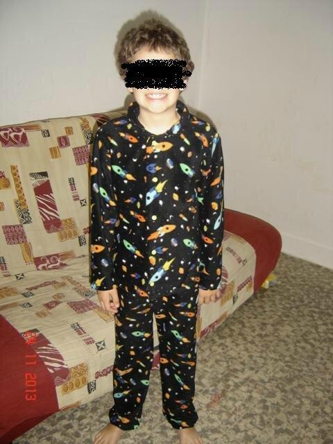 pyjama Matthéo facebook
