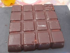 Croustifondant chocolat