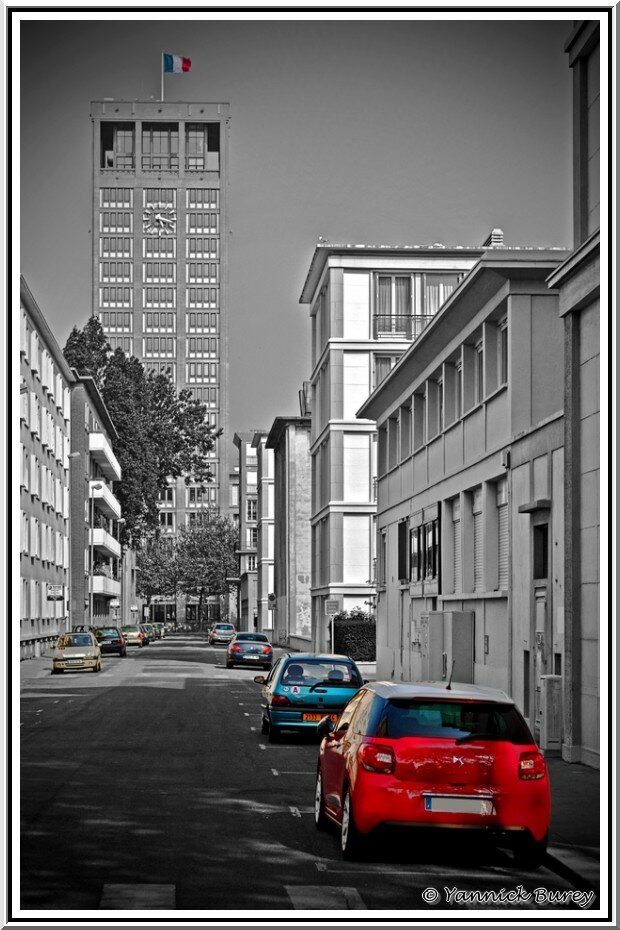 Cars city...