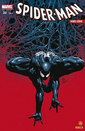 spiderman hs 30 dark reign venom