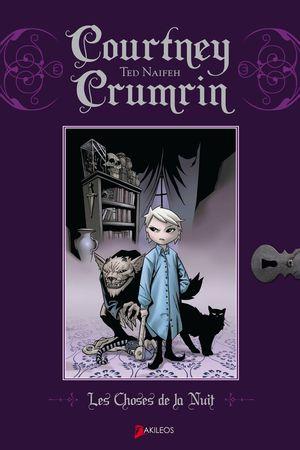 Courtney Crumrin - 1, Les choses de la nuit
