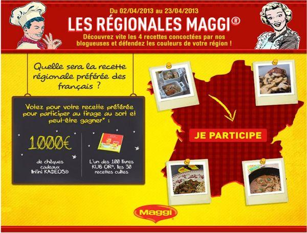 appli regionales maggi blog chez requia cuisine et confidences