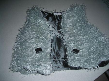 fourrure gris clair (épuisé)