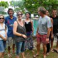 Repas d'accueil à Puunui (28/08/2010)