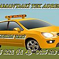 Adıyaman taxi adıyamanda taxi taxici adıyamanın taxisi