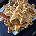 Pancakes express à la semoule
