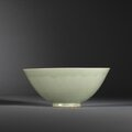 A longquan carved celadon bowl, song dynasty