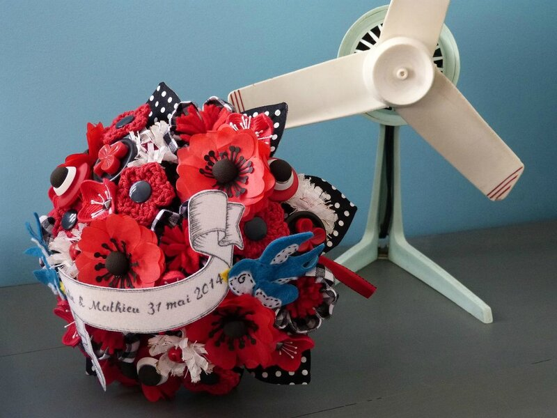 Bouquet Rockabilly (6)@