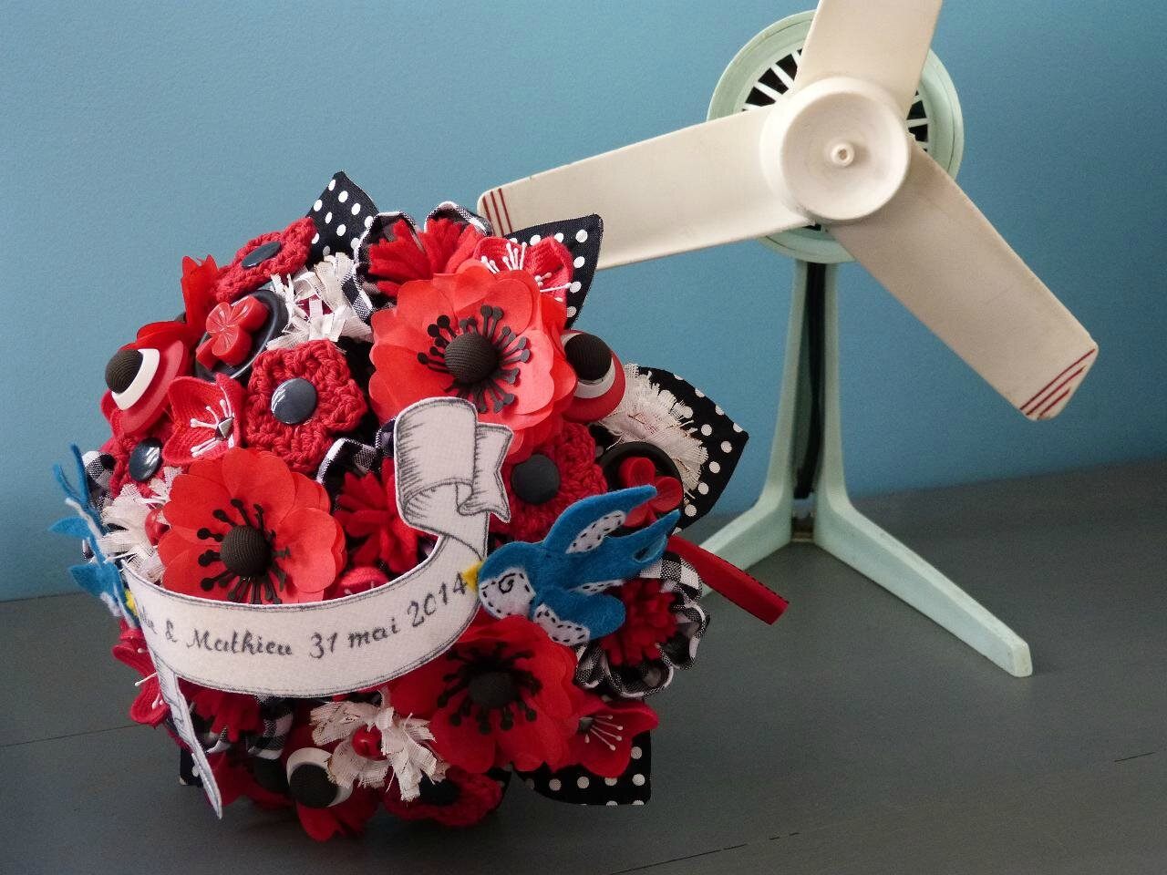 Un bouquet Rockabilly...