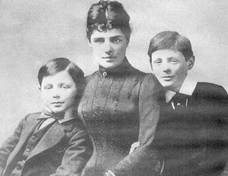Jennie_Churchill_with_her_sons
