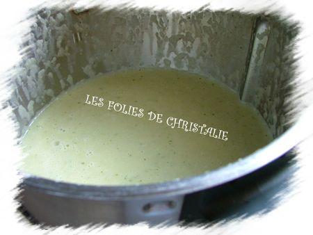 Pâtes sauce courgettes 3