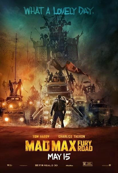 Mad Max 4 (affiche 9)