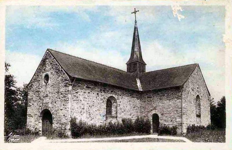Bain de Bretagne, Notre Dame du Coudray