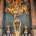 retable de la chapelle des penitents