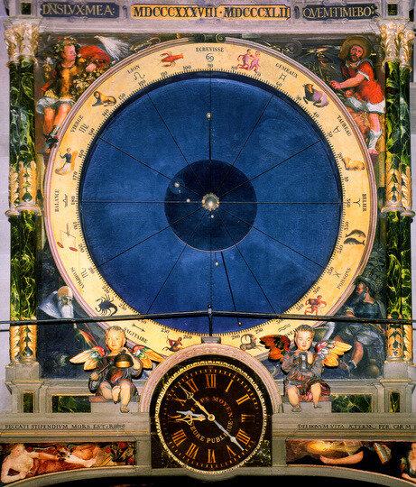 Horloge astronomique 200
