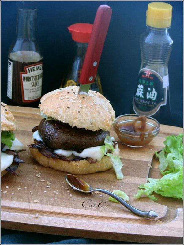Burger Portobello 002