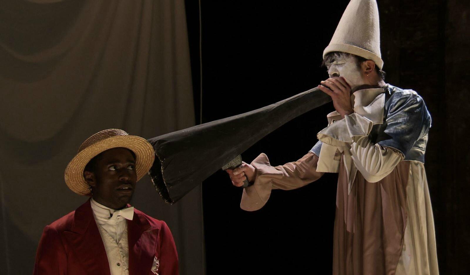C'est en France que cet esclave a connu la liberté, c'est en France qu'il a connu la dignité, qu'il a cessé d'être un esclave.