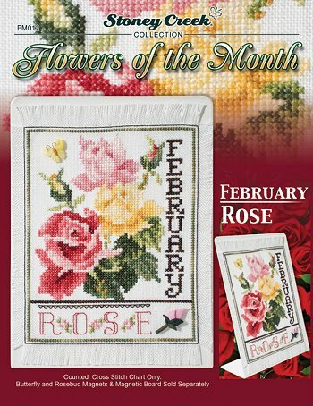flowers of the month - february