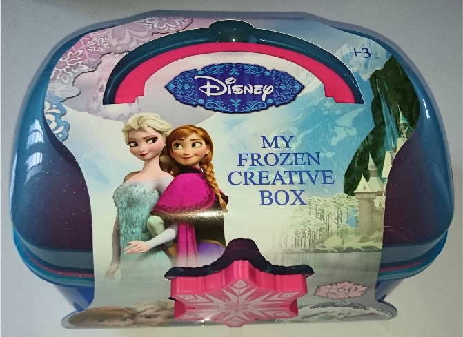 My Frozen Creative Box