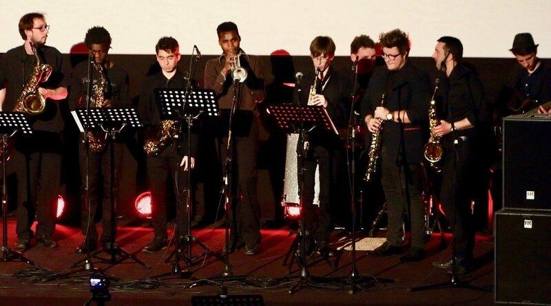 FESTIVAL JAZZ 2017 orchestre jazz Conservatoire 2