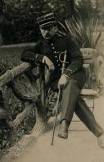 1909-1913 René Verney Médecin aide-major 2e classe