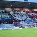 Tifo RS - LCN, amitié Nancy-Saarbrucken