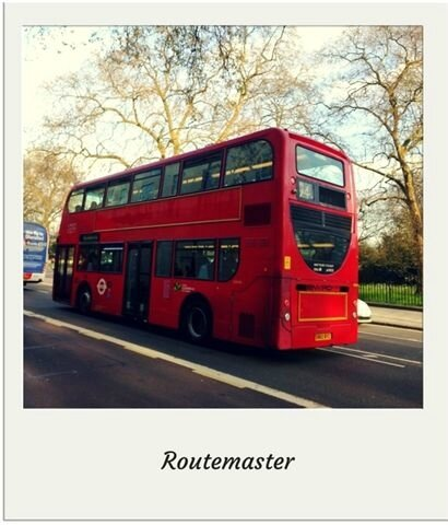 Bus londonien ©Kid Friendly