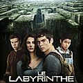 Adaptation livresque - le labyrinthe