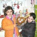 Le trophée de ma fille
